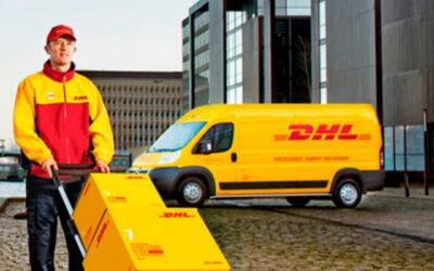 DHL Express incrementará un 4,9% sus tarifas en España