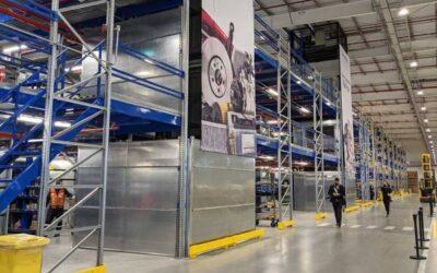 Nuevo centro logístico de Volkswagen en Argentina